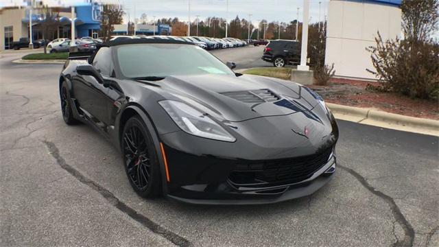 Pre-Owned 2015 Chevrolet Corvette Z06