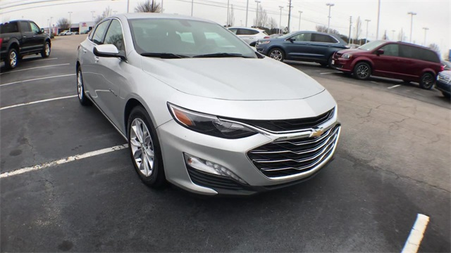 Certified Pre-Owned 2019 Chevrolet Malibu LT