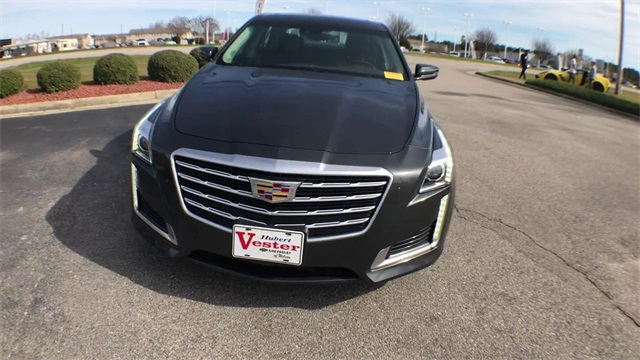 Pre-Owned 2017 Cadillac CTS 2.0L Turbo Luxury