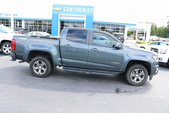 Certified Pre-Owned 2017 Chevrolet Colorado Z71