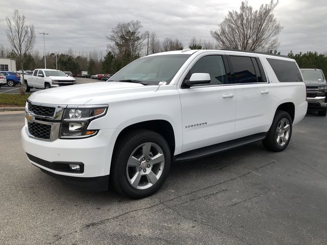 New 2018 Chevrolet Suburban LT