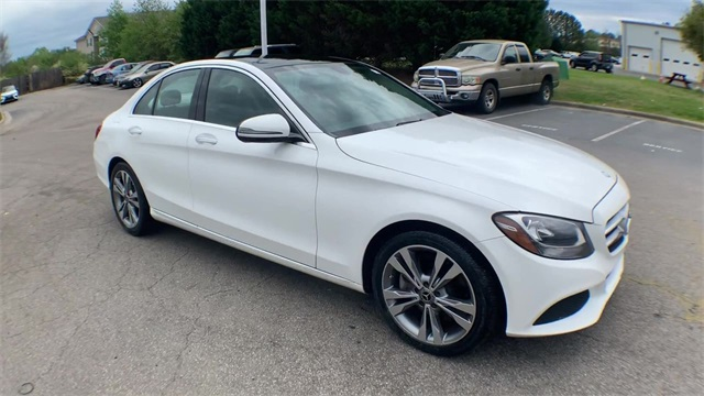 Pre-Owned 2017 Mercedes-Benz C-Class C 300
