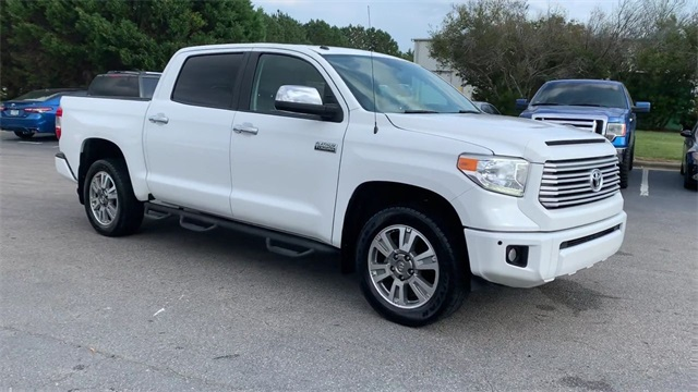 Certified Pre-Owned 2017 Toyota Tundra Platinum