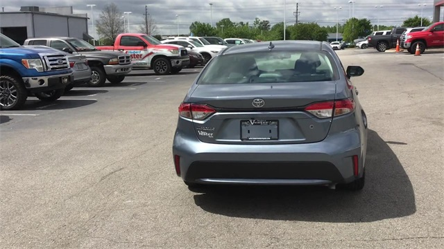 Certified Pre-Owned 2020 Toyota Corolla L