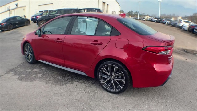 Certified Pre-Owned 2020 Toyota Corolla SE