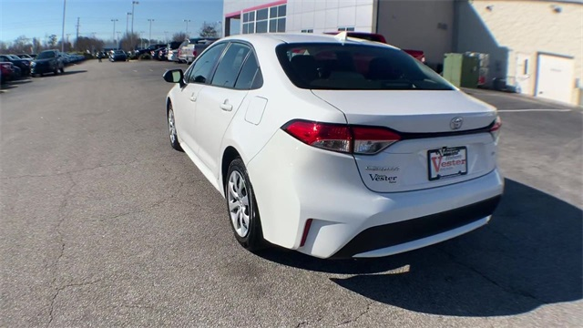 Certified Pre-Owned 2020 Toyota Corolla LE