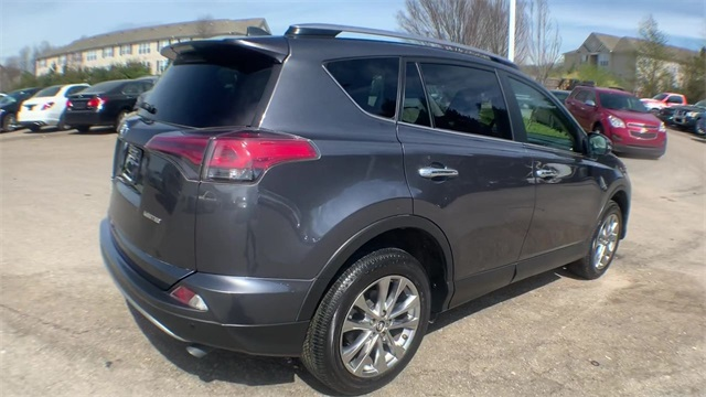 Certified Pre-Owned 2017 Toyota RAV4 Limited