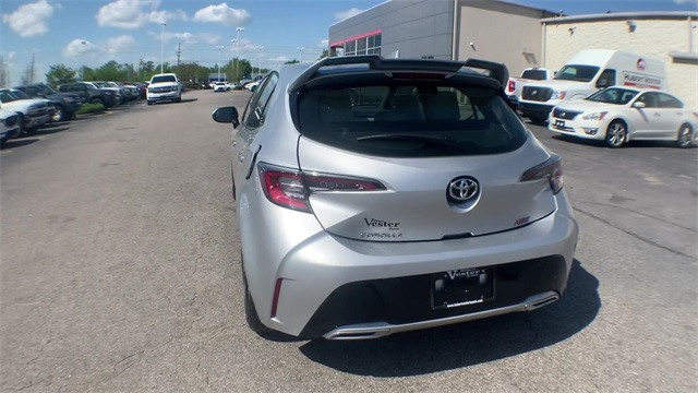 Certified Pre-Owned 2019 Toyota Corolla Hatchback XSE