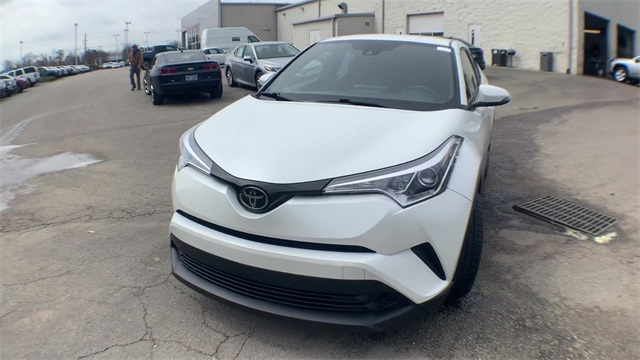 Certified Pre-Owned 2018 Toyota C-HR XLE
