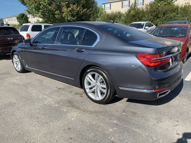Pre-Owned 2016 BMW 7 Series 750i