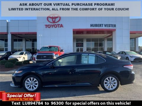 Certified Pre-Owned 2020 Toyota Camry LE