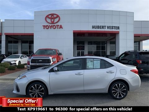 Pre-Owned 2019 Toyota Corolla XSE