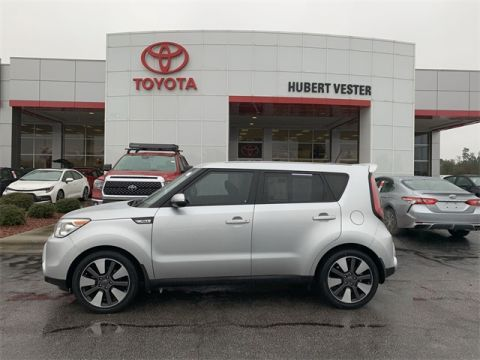 Pre-Owned 2015 Kia Soul Exclaim